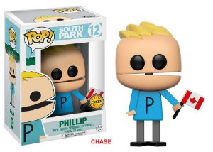 South Park Phillip Chase Limited edition Pop - Funko
