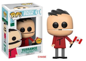 South Park Terrance Chase Limited Edition Pop - Funko