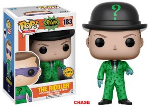 Batman 1966 The Riddler Chase Limited Edition Pop - Funko