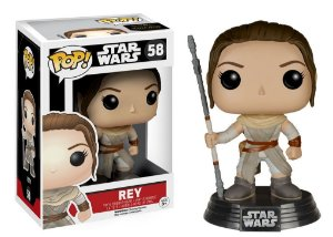 Star Wars Rey Pop! -Funko