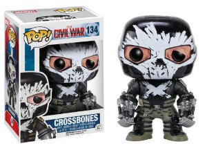 Captain America: Civil War Crossbones Pop - Funko