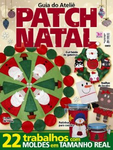 GUIA DO ATELIÊ PATCH NATAL - 5 (2016)