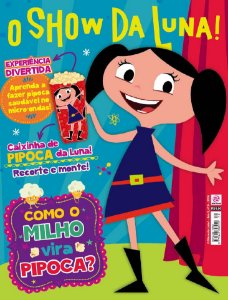 KIT 2 - O SHOW DA LUNA! (3 REVISTAS)