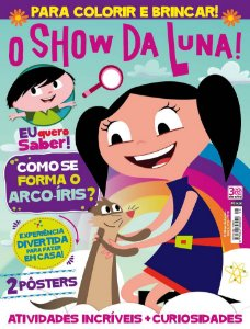 KIT 3 - O SHOW DA LUNA! (4 REVISTAS)