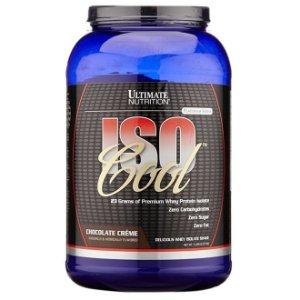 Iso Cool Zero Carb - 900g - Ultimate Nutrition