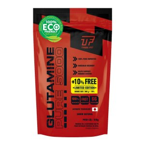 Glutamine pure 5000 - 330g - tribefit