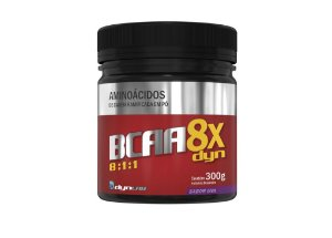 BCAA 8X - 300g - Dynamic Lab