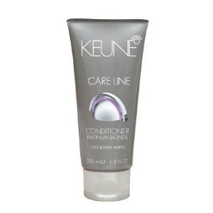 Keune Care Line Platinum Blonde - Condicionador 200ml