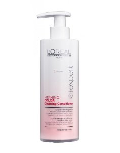L'Oréal Professionnel Vitamino Color Cleansing Conditioner - Creme de limpeza 400ml