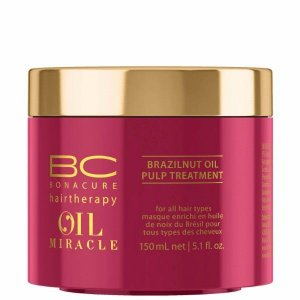 Schwarzkopf Bonacure Oil Miracle Brazilnut - Máscara 150ml