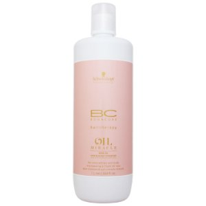 Schwarzkopf Bonacure Oil Miracle - Rose Oil Shampoo 1000ml
