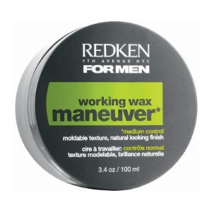 Redken For Men Working Wax Maneuver - Cera Modeladora 100ml
