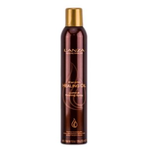 L'Anza Keratin Healing Oil Lustrous Finishing - Spray Fixador 350ml