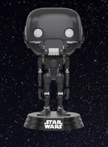 POP! Funko : Star Wars Rogue One - K-2SO
