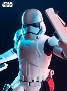 TRAITOR - Riot Control Stormtrooper Star Wars Serie 3 - 1/10 Art Scale