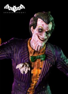 Arkham Knight Joker - 1/10 Art Scale