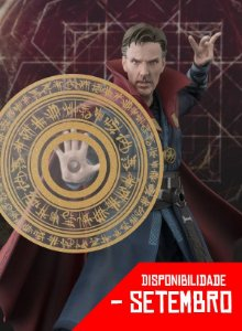 Doctor Strange & Burning Flame Set SH Figuarts