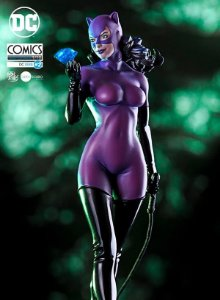 Catwoman by Ivan Reis series 2 - 1/10 Art Scale