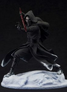 Star Wars: The Force Awakens Kylo Ren ArtFX Statue