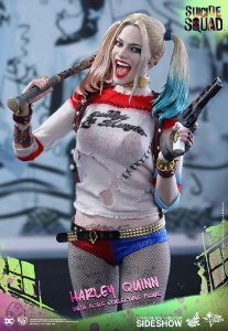 Harley Quinn 1/6 (Exclusive) - Hot Toys