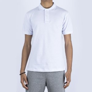 Polo Rugby White Cocar