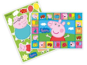 Kit Painel decorativo festas Peppa Pig