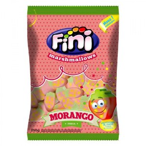 Marshmallows Fini Morango | 250g