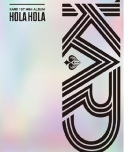 KARD - HOLA HOLA [2017] (1st Mini Album CD) +Photobook +Cards
