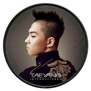 TAEYANG [BIGBANG] - SOLAR [2010] (1st Album CD + DVD) +Photobook +Card