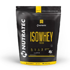 Isowhey Protein - 900g Refil - Nutratec