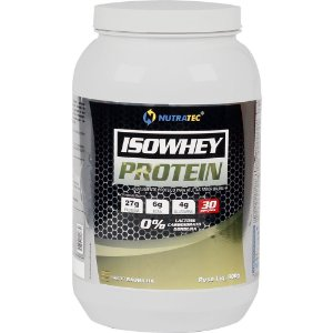 Iso Whey Protein - 900g POTE - Nutratec
