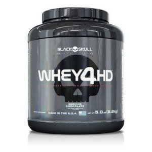 Whey 4 HD - Black Skull