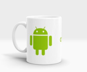 Caneca Android