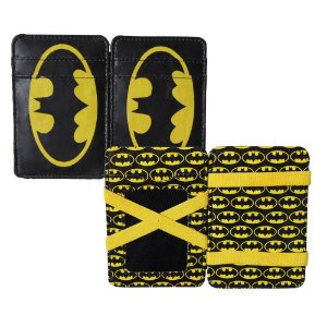 Carteira Logo Batman - DC Comics