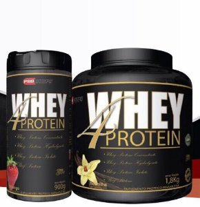 Whey 4 Protein Pro Corps