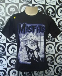 Camiseta The Misfits - Darling