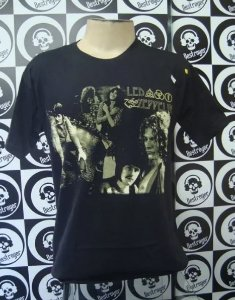 Camiseta Led Zeppelin - Banda