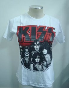 Baby look Kiss - Rock and Roll All Night