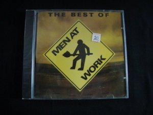 CD Men at Work - The Best Of