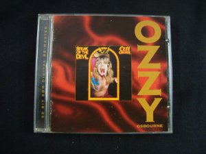CD Ozzy Osbourne - Speak of the Devil