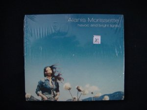 CD Alanis Morissette - Havoc and Bright Lights