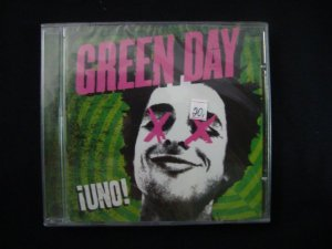 CD Green Day - Uno!