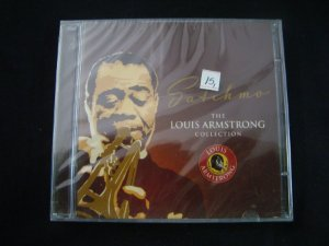CD Louis Armstrong - Satchmo - The Louis Armstrong Collection