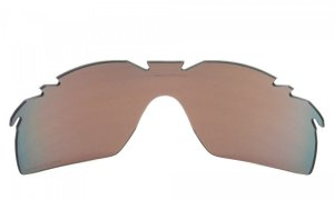 Lente Oakley Radarlock XL Red Iridium Polarized