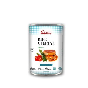 Bife Vegetal Superbom 400g