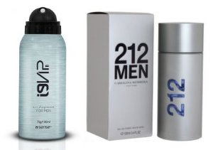 I9VIP 11 AEROSSOL - 100ML - *212 MEN