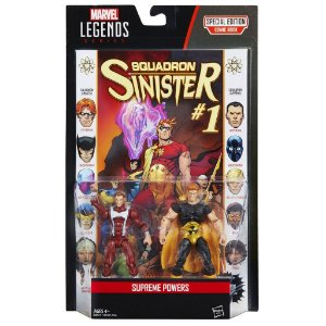 Marvel Legends Comic Book Special Edition Supreme Powers - Hasbro