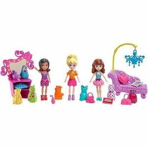 Polly Pocket Festa Fashion - Mattel
