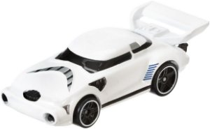 Hot Wheels Star Wars Stormtrooper