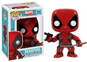 Deadpool Marvel Universe Funko Pop! Vinyl